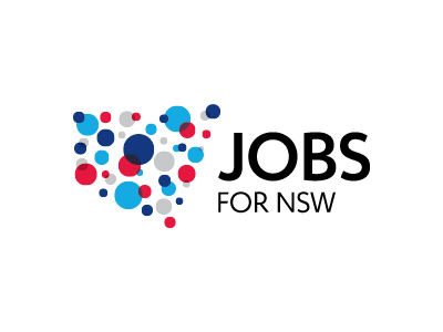 Job For NSW Logo