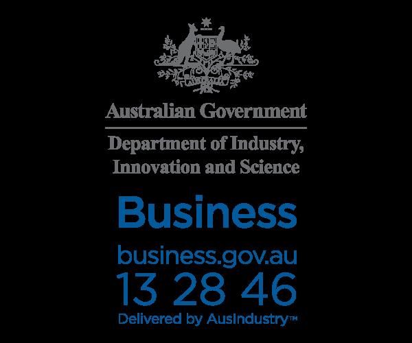Tech23 2019 Sponsor: AusIndustry